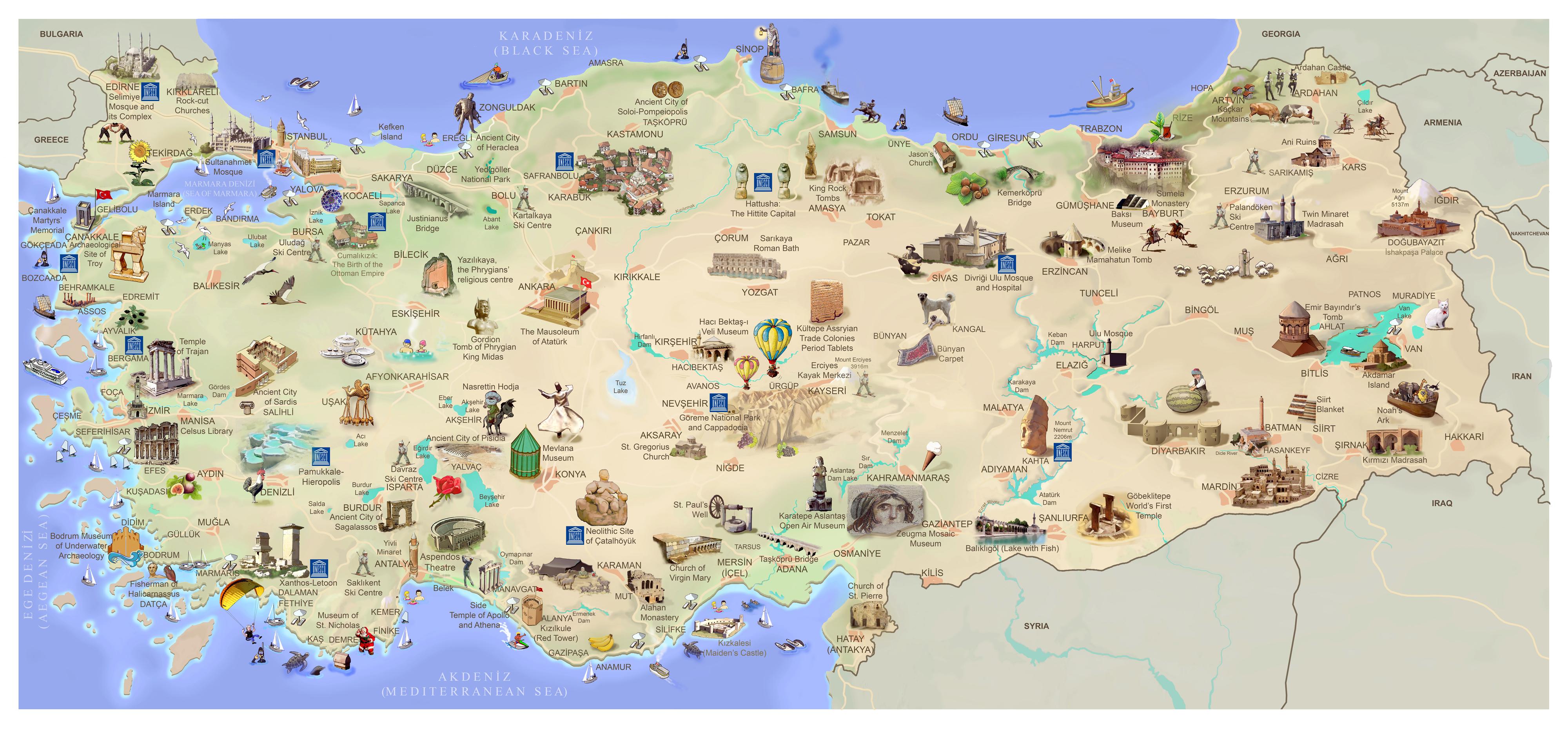 Interaktivna Karta Rkovodstvo